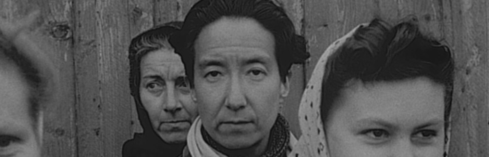 A Chinese Woman in Ravensbrueck Concentration Camp