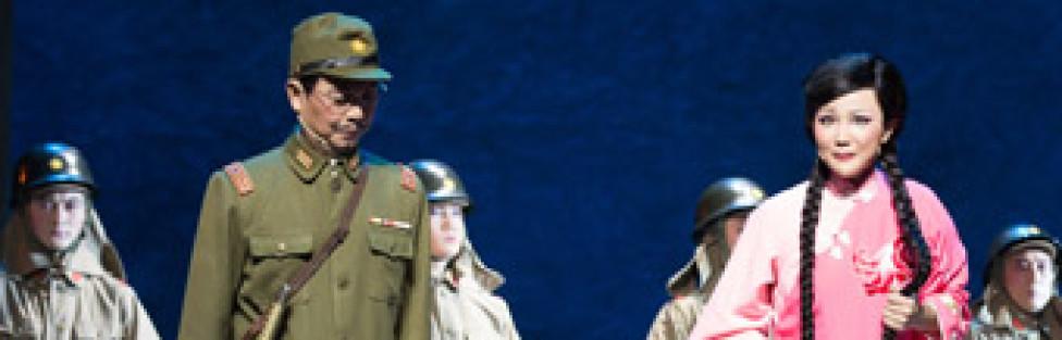 The Sino-Japanese War as Traditional Opera