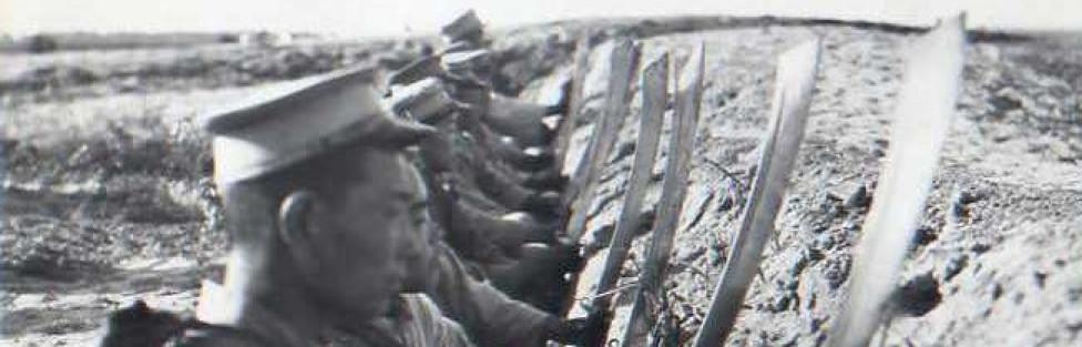A Social and Visual History of the Dadao: China's 'Military Big-Saber' (I)