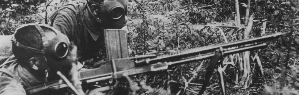 China Favorite Machine Gun (II)