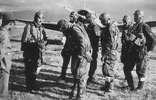 Manchukuo pilots