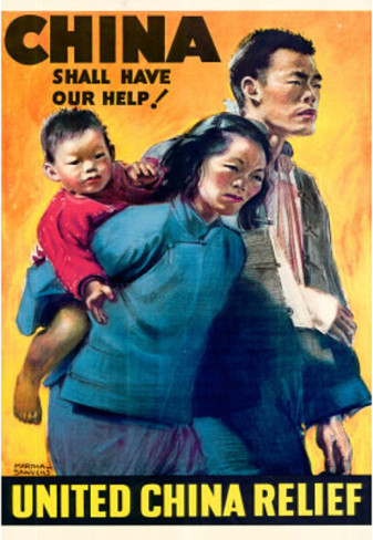 Asians in WWII Poster Art | China in WW2 | Mobile Version
